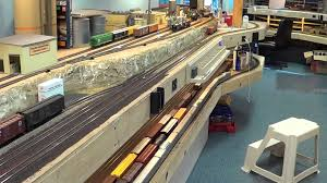 model train design world famous o scale exhibit twin city model