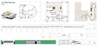 Villa Savoye Floor Plan La Villa Savoye Poissy France Wishurhere