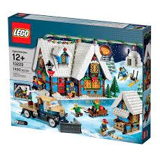 Christmas Village Sets 10229 Winter Village Cottage Brickipedia Fandom Powered By Wikia