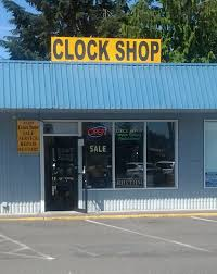 clock shop watch repair 27225 pacific hwy s federal way wa