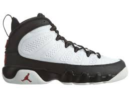 jordan space jams nike air jordan 9 ix retro bg gs space jam white true red black