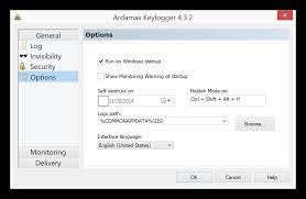 ardamax keylogger best invisible remote keylogger