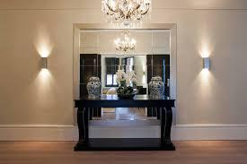 Hallway Console Table And Mirror Unique Hallway Console Table And Mirror With Hallway Mirror And