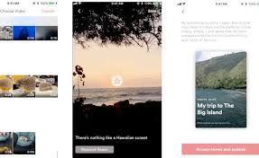 Travel Stories images Airbnb is trying out its own version of 39 stories 39 with select users jpg
