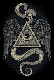 illuminati symbols ser una serpiente con alas fotos diversas