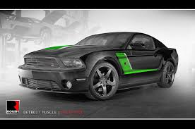 New Black Mustang Roush Releases New Photos Details About 2012 Rs3 Mustang