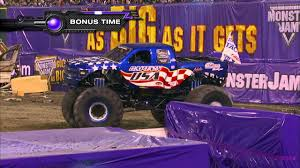 monster truck show anaheim stadium monster jam in angel stadium of anaheim anaheim ca 2014 full