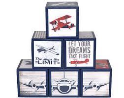 Vintage Airplane Nursery Decor Airplane Nursery Etsy