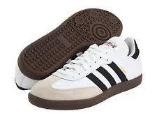 white samba men adidas samba classic 772109 white black 100 authentic 11 ebay
