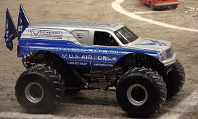 monster truck racing association air force afterburner wikipedia