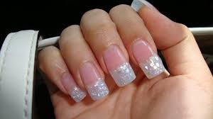 acrylic gel nail home design