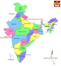 World Map Of India by Here U0027s A List Of Books From Every Indian State And Union Territory