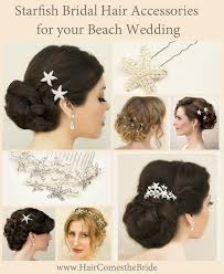 hair accessories for weddings starfish bridal hair accessories for your wedding hair