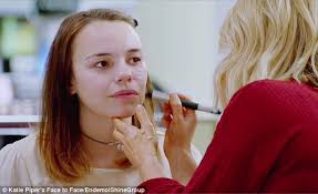 How To Become A Licensed Makeup Artist Katie Piper Reveals Makeup Is U0027tool Box For Confidence U0027 Daily