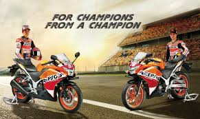 honda cbr250r honda cbr250r repsol race replica launched in india at rs 1 63 lakh
