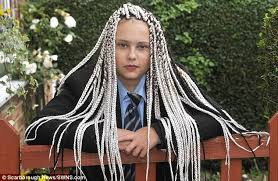 cornrows hair added jamis braid designz and dreads pinterest scarborough schoolgirl was sent home for having white hair