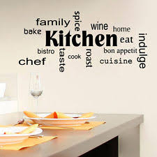 dining room quotes wall decals ebay