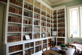 wonderful wall of bookshelves photo decoration inspiration tikspor