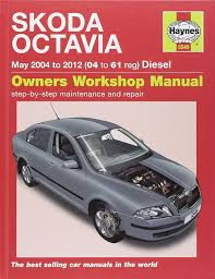 skoda octavia diesel service and repair manual 04 12 haynes