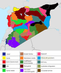 Map Syria by Real Updated Live Satellite Accurate Syria Map Isis Map Syrian