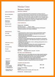 business analyst sample resume business analyst sample