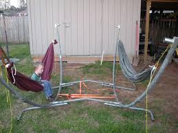 Hammock Chair And Stand Combo 26 Awesome Hammock Stands Diy Pixelmari Com