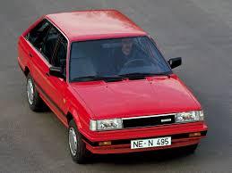 nissan sunny b12 автомобили nissan sunny 1986 универсал b12 california объёмом 1 6