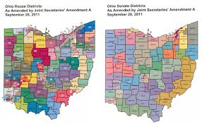 Map Of Southwest Ohio Panel Approves New Ohio Legislative Maps The Blade