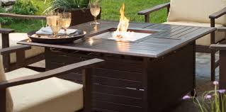 metal patio dining table patio u0026 pergola amazing outdoor dining table with fire pit uk