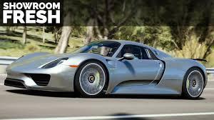 fastest porsche 918 2014 porsche 918 spyder forza horizon 3 youtube