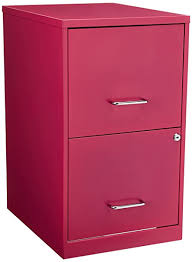 2 drawer file cabinet amazon amazon com hirsh 2 drawer file cabinet in pink office products