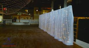 wedding backdrop rentals allcargos tent event rentals inc 10 x 10 white sheer pipe