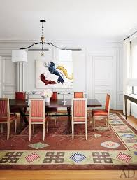 Dining Room Floor by Step Inside 47 Celebrity Dining Rooms Photos Architectural Digest