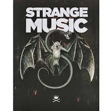 strange music large photo book strange music inc store