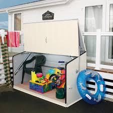 Caravan Interior Storage Solutions Mobile Home Storage Boxes U0026 Static Caravan Sheds U2013 Trimetals