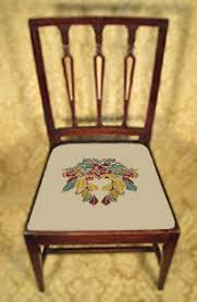 Dining Chair Seat Cover Dining Chair Seat Covers Inspired By My Love Of The French Countryside