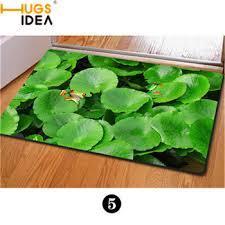 tappeti verdi shop verde divertente disegno tappetini da