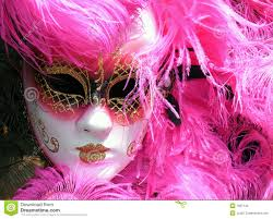pink mardi gras mask pink mask stock photo image of colorful comedia gras 1367142