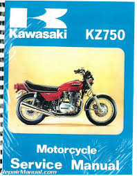 1976 u2013 1979 kawasaki kz750 b twin motorcycle service manual