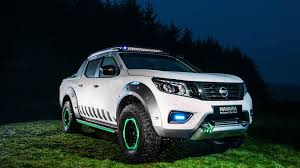 the nissan navara enguard concept makes emergency responders drool