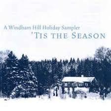 various tis the season a windham hill sler cd at