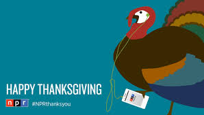happy thanksgiving lakeshore radio