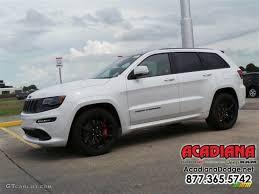 jeep grand 3 2016 ivory 3 coat jeep grand srt 4x4 114382115 photo 7