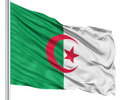 What Does The French Flag Stand For Algeria Flag علم الجزائر