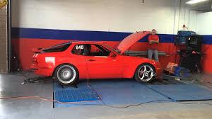 porsche 944 ls1 porsche 944 turbo ls1 dyno run