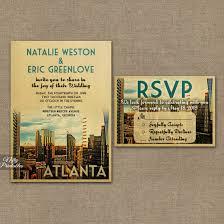 wedding invitations atlanta wedding invitations atlanta afoodaffair me