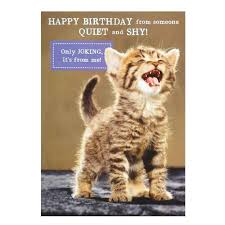 birthday card birthday cards with cats printable birthday