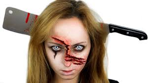 Kids Zombie Halloween Makeup by Zombie Makeup U0026 Claw Wounds For Halloween Youtube