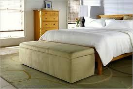 bedroom storage ottoman storage bench for bedroom home design remodeling ideas