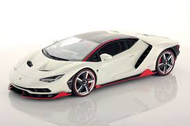 lamborghini centenario lamborghini centenario 1 18 mr collection models